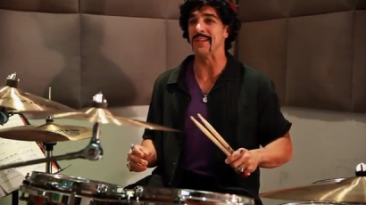 SAM UPTON IS DRUMMER CARMINE APPICE – Written / Directed / Produced by Sam Upton
