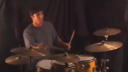 Sam Upton Solo Drumming 2