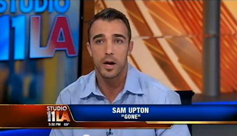 Sam Upton Studio 11 Interview
