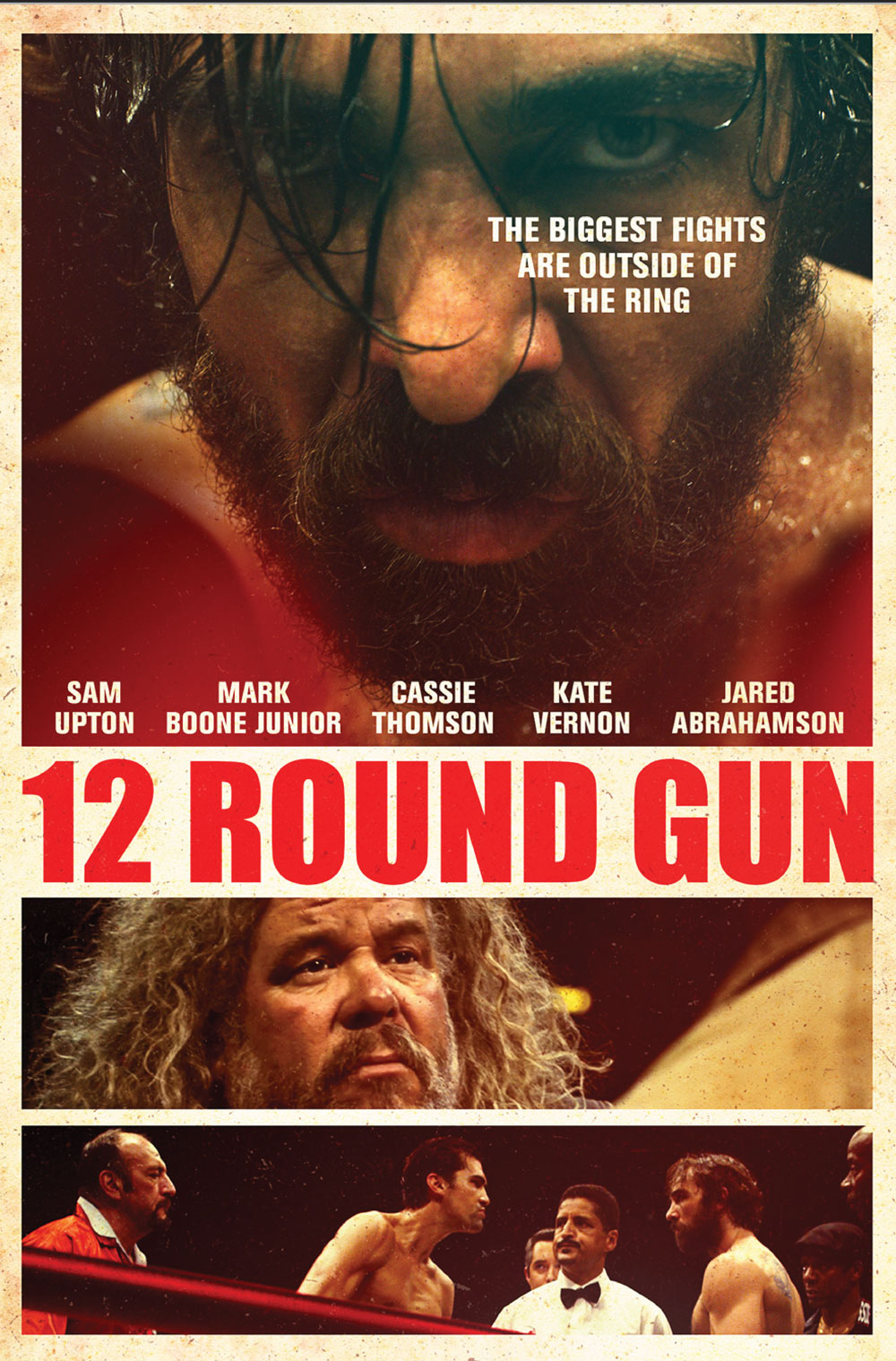 12 Round Gun Movie Poster